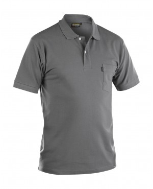 3305 polo shirt with chest pocket