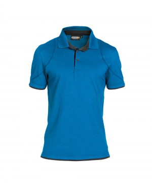 Dassy Orbital polo tweekleurig